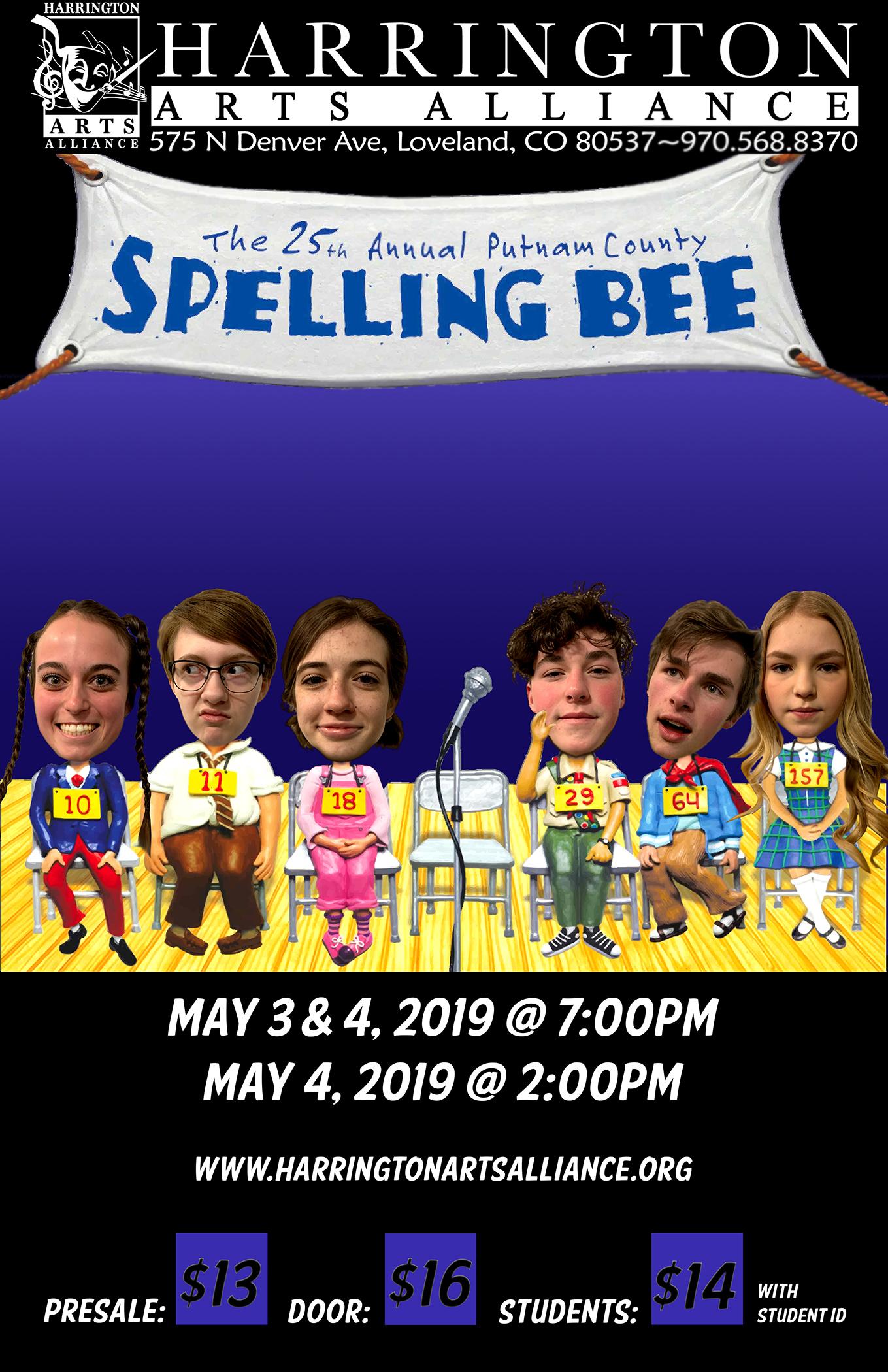 Putnum Spelling Bee